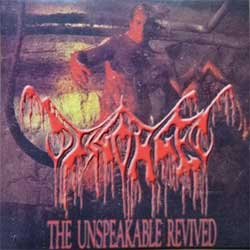 DISGORGED/WITHERED EARTH ''The Unspeakable Revived/Abolish In Thorns'' (2002 USA press, WNR-004/SR-006, mint/mint) (CD) (D)