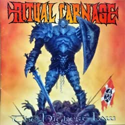 RITUAL CARNAGE ''The Highest Law'' (1998 France press, OPCD 073, near mint/ex+) (CD)
