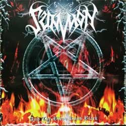 SUMMON ''And The Blood Runs Black'' (2002 USA press, DEAD 38 CD, near mint/near mint) (CD)