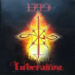 1349 ''Liberation'' (2003 UK press, Candle077CD, mint/mint) (CD)