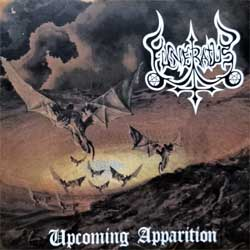 FUNERATUS ''Upcoming Apparition''/DESCEREBRATION ''Diabolical Grinder'' (1999 Brazil press, MLL-CD 006, ex+/mint) (CD) (D)