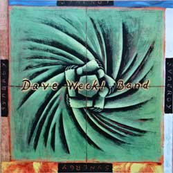 DAVE WECKL BAND ''Synergy'' (1999 Russian RARE press, matrix JPCD9906154, ex+/mint) (CD)
