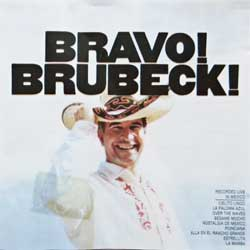 DAVE BRUBECK QUARTET ''Bravo! Brubeck!'' (1967 RI 1998 Russian RARE press, CK 65723/01-65723-10, matrix NN-9984, near mint/ex) (CD)