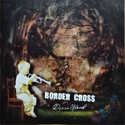 "BORDER CROSS ""Детям цветов"" (Russian RARE press, mint/mint) (CD)"
