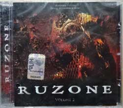 сборник RUZONE Volume 2 (2007 Russian press, MLCD-0754, mint/mint, still sealed) (CD)