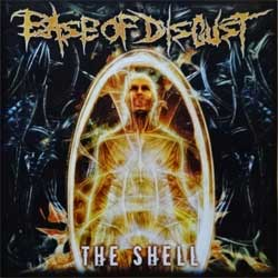 EASE OF DISGUST ''The Shell'' (2009 Russian press, CD with pit-work!!!, ex+/mint) (CD)