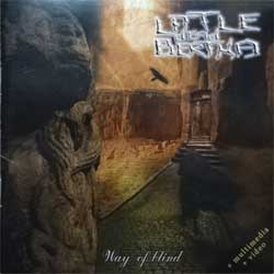 LITTLE DEAD BERTHA ''Way Of Blind'' (2005 RI 2009 Russian press, bonus, MSR 007, near mint/near mint) (CD)