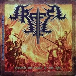 ARAFEL ''Through The Flame Of The Ages'' (2006 Russian press, SAPCD 094, mint/mint) (CD)