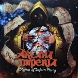 ARCANA IMPERIA ''Hymns Of Infinite Decay'' (2006 Russian press, mint/mint) (CD)