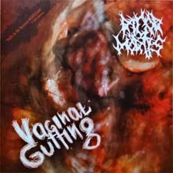 RIGOR MORTIS ''Vaginal Cutting'' (2007 Russian press, NLM 007, mint/mint) (CD)