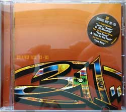311 ''Greatest Hits '93-'03'' (2004 USA press, original hype sticker, 82876-60009-2, matrix 82876600092 2J 11 K, ex-/mint) (CD)