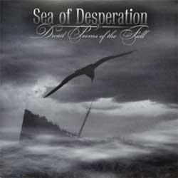 SEA OF DESPERATION ''Dread Poems Of The Fall'' (2007 Russian press, MYST CD 257, mint/mint) (CD)