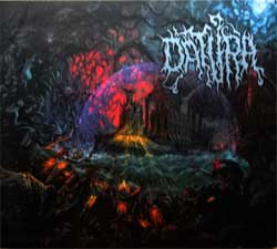 DATURA ''Spreading The Absorption'' (2014 Russian press, CD with pit-work!!!, COY 137-14, mint/mint) (digipak) (CD)
