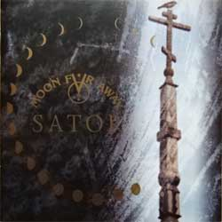 MOON FAR AWAY ''Sator'' (1999 RI 2006 Russian press, golden CD, SPR 030, mint/mint) (CD)