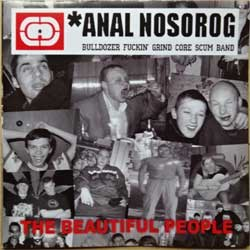 ANAL NOSOROG ''The Beautiful People'' (2005 Russian press, SFC05-02, vg+/mint) (CD)