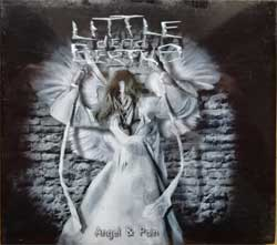LITTLE DEAD BERTHA ''Angel & Pain'' (2010 Russian press, MSR 017, mint/mint, still sealed) (digipak) (CD) (D)