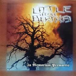 LITTLE DEAD BERTHA ''In Memorium Premortis'' (1998 RI 2007 Russian press, SCP 033, mint/mint) (CD)