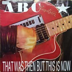 "винил LP ABC ""That Was Then But This Is Now - Vertigo"" (7"" single) (1983 Holland press, ex/ex)"