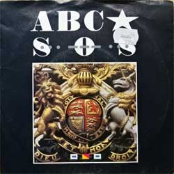 "винил LP ABC ""SOS - United Kingdom"" (7"" single) (1983 Holland press, ex/ex-)"