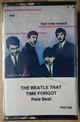 аудиокассета BEATLES (PETE BEST BAND) ''The Beatle That Time Forgot'' (1982 USA press, PHX 340, mint/mint, still sealed!) (MC2419)