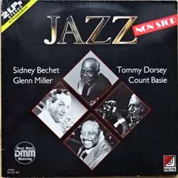 винил LP va JAZZ NON STOP (2LP-gatefold) (German press, DA 20 167, near mint/ex/ex-)