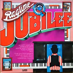 винил LP va RAGTIME JUBILEE (2LP-gatefold) (1975 German press, 2 ad inserts, laminated, WEA 68 012, ex/ex-/ex-)