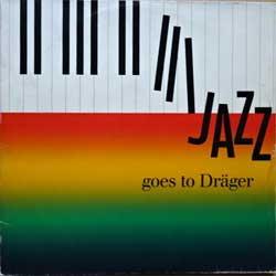винил LP va JAZZ GOES TO DRAGER (2LP-gatefold) (1989 German press, 6628383, near mint/ex/ex-)