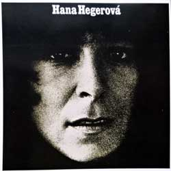 HANA HEGEROVA ''Recital 2'' (1973 RI 1995 German press, 538 446-2, matrix 07314 538 446-2 01+ made in Germany by Universal M&L, ex-/ex-) (CD) (D)