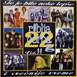 RIBLJA CORBA ''To Je Bilo Neko Lepse I Srecnije Vreme Vol.2'' (2000 Serbia press, CDD 10223, matrix HI-FI CENTAR CD 10223, near mint/near mint) (CD) (D)