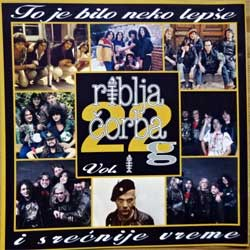 RIBLJA CORBA ''To Je Bilo Neko Lepse I Srecnije Vreme Vol.1'' (2000 Serbia press, CDD 10222, matrix HI-FI CENTAR CD 10222, near mint/near mint) (CD) (D)