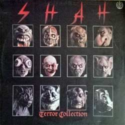 винил LP SHAH ''Terror Collection'' (1991 USSR press, ME 1459-60, зак.54, ex-/ex-)