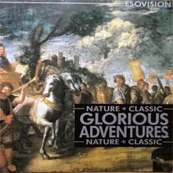 Esovision: NATURE + CLASSIC: ELTAO & VIENNA SYMPHONIC ORCHESTRA ''Glorious Adventures'' (Switzerland press, EV-152, near mint/mint) (CD) (D)