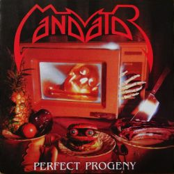 MANDATOR ''Perfect Progeny'' (RARE limited edition press) (CD)