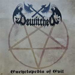 BEWITCHED ''Encyclopedia Of Evil'' (1996 France press, textured, OPCD 041, mint/mint) (CD) (D)
