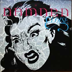 винил LP DAMNED ''Eloise'' (3-track 12'') (1986 German press, 258 767-0 D, ex/ex)