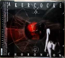 ACKERCOCKE ''Choronzon'' (2003 Russian press, obi, MOSH277CD, mint/mint) (CD)