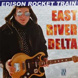 винил LP EDISON ROCKET TRAIN ''East River Delta'' (2005 France RARE press, insert, ex/ex+)