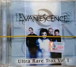 EVANESCENCE ''Ultra Rare Trax Vol.1'' (2003 Russian RARE press, BCS954, mint/mint, still sealed!) (CD)