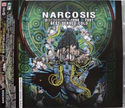 NARCOSIS ''1998-2007 Discography — Best Served Cold'' (CD-Soyuz) (1)
