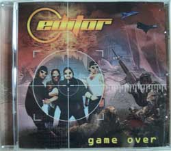EDITOR ''Game Over'' (CD)