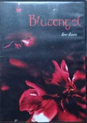 BLUTENGEL ''Live Lines'' (2005 Russian press, booklette, IROND DVD 05-33, near mint/mint) (DVD)