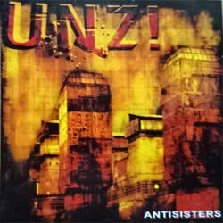 ANTISISTERS 'UNZ!'' (2005 Russian press, SPR 010, ex-/mint) (CD)