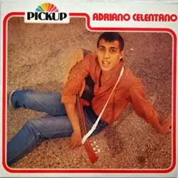 винил LP ADRIANO CELENTANO ''Adriano Celentano (Pickup)'' (1976 German press, 220.07.070, mint/near mint)