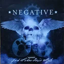 NEGATIVE ''God Likes Your Style'' (2009 Russian press, HYPECD45, mint/mint) (CD)