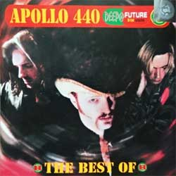 APOLLO 440 ''The Best Of Apollo 440'' (2000 Russian RARE press, matrix ZK07101/1, ex-/mint) (CD)