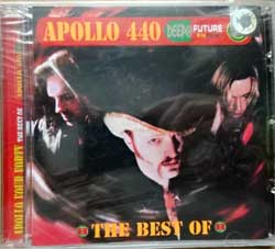 APOLLO 440 ''The Best Of Apollo 440'' (2000 Russian RARE press, matrix ZK07101/1, mint/mint, still sealed) (CD)
