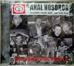 ANAL NOSOROG ''The Beautiful People'' (2005 Russian press, SFC 05-02, mint/mint, still sealed) (CD) (D)