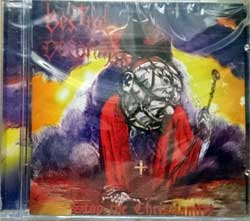BESTIAL DEFORM ''Stop The Christianity!'' (2005 Russian press, COY 17-05, mint/mint, still sealed) (CD)