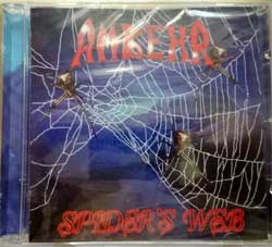 AMBEHR ''Spider's Web'' (2005 Russian press, TSCD019, mint/mint, still sealed) (CD)