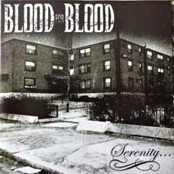 BLOOD FOR BLOOD ''Serenity'' (2004 RI 2005 Russian press, NERCD051-WW033, mint/mint, new) (CD)